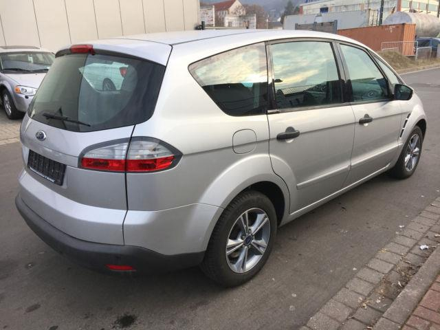 FORD S MAX (10/2007) - SILVER - lieu: