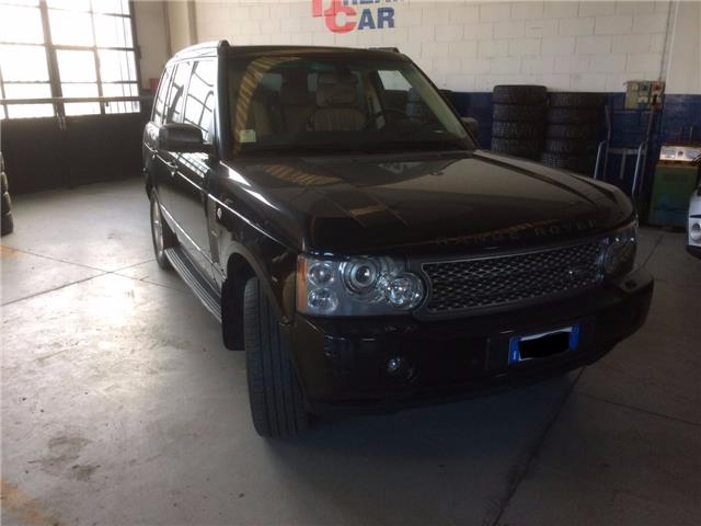 Left hand drive LANDROVER RANGE ROVER 4.4 VOGUE