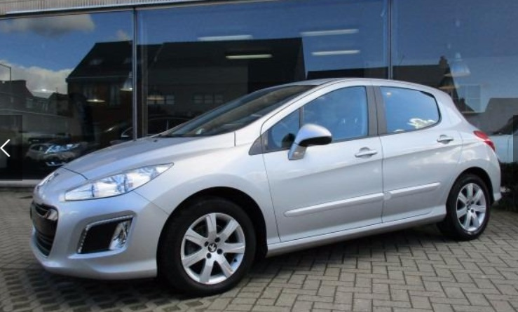 Left hand drive PEUGEOT 308 308 1.6 HDi Style