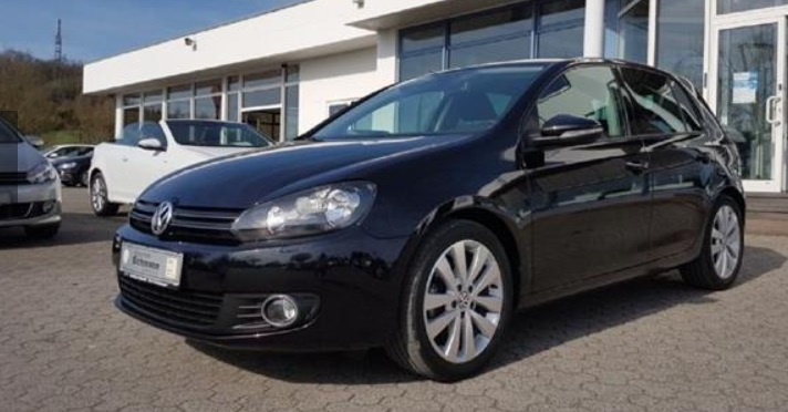 VOLKSWAGEN GOLF Team VI 1.4 TSI