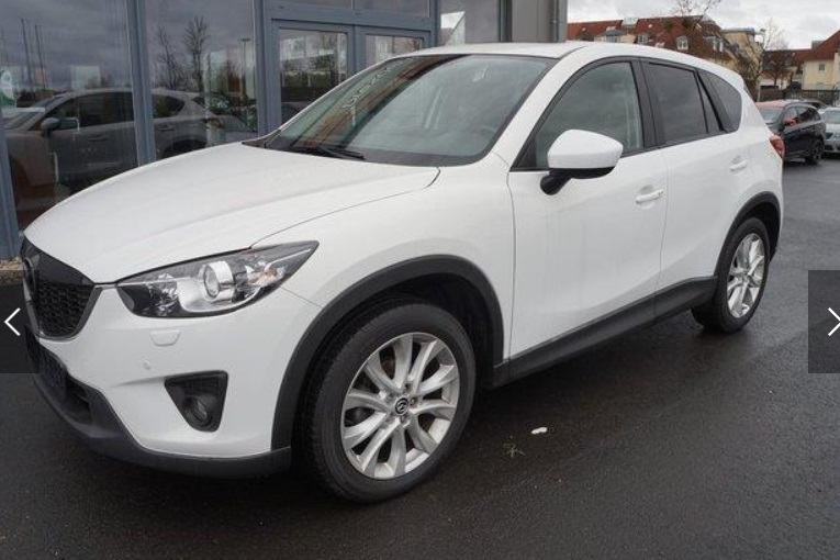 MAZDA CX-5 2.2 Skyactiv-D Sports-Line AWD