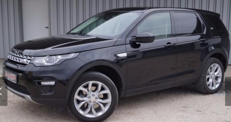 LANDROVER DISCOVERY SPORT Discovery Sport 2.2 SD4 HSE 7 SEATS