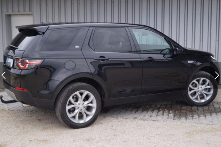 Left hand drive LANDROVER DISCOVERY SPORT Discovery Sport 2.2 SD4 HSE 7 SEATS