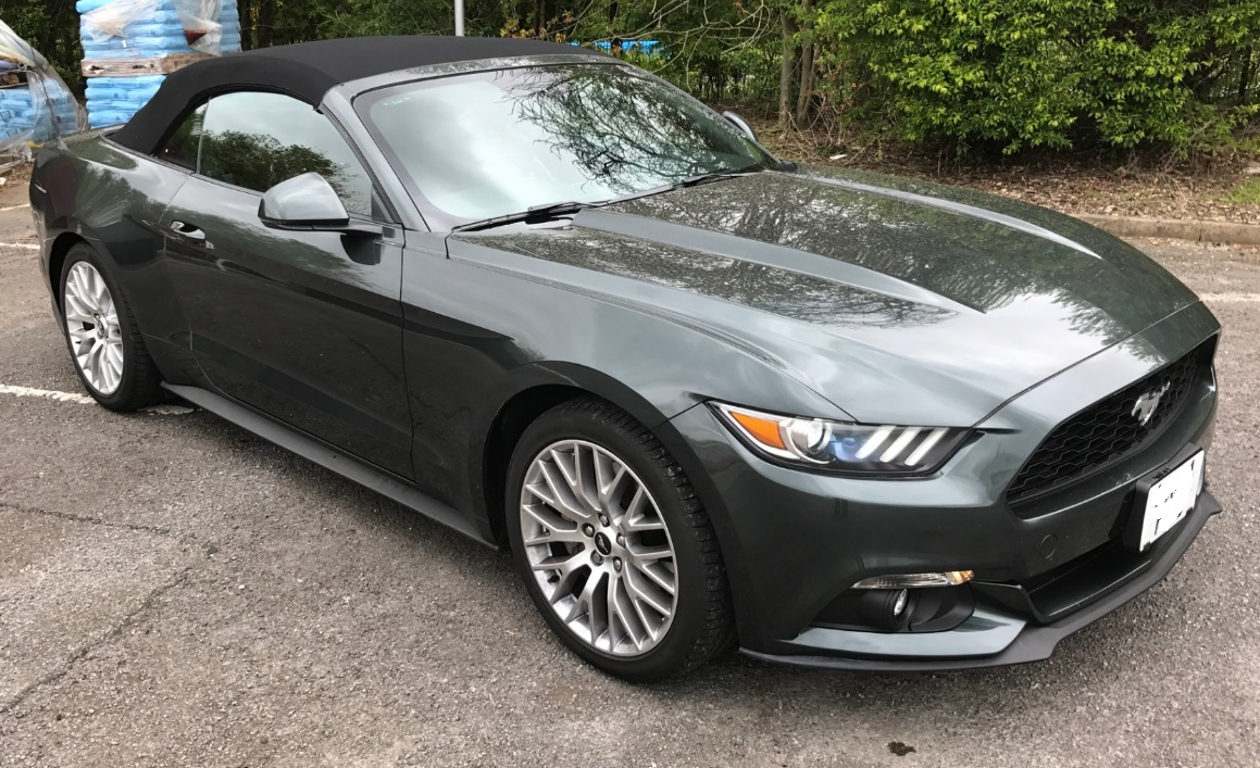 FORD MUSTANG 2.3 CABRIOLET
