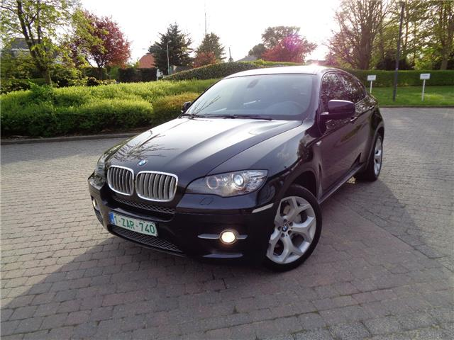 Left hand drive BMW X6 3.0 Xdrive35