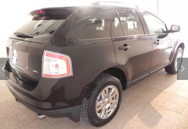 FORD EDGE (01/2009) - BLACK - lieu: