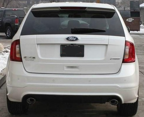 Left hand drive FORD EDGE 2011er SPORT