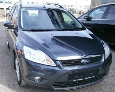 lhd FORD ECOSPORT (03/2011) - GREY METALLIC - lieu: