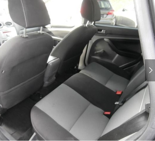 FORD ECOSPORT (03/2011) - GREY METALLIC - lieu: