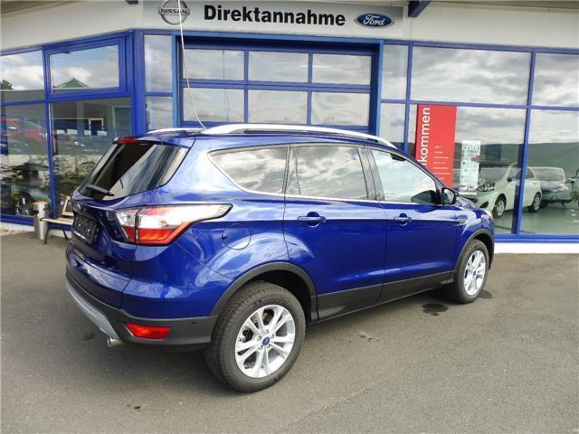 FORD KUGA (03/2017) - BLUE - lieu: