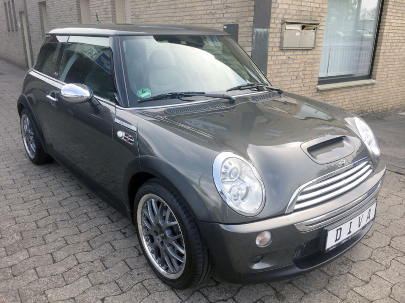 lhd MINI COOPER S (05/2006) - GREY  - lieu: