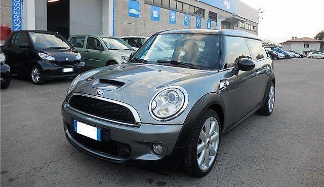 lhd MINI CLUBMAN (02/2009) - GREY - lieu: