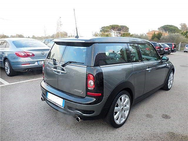 MINI CLUBMAN (02/2009) - GREY - lieu:
