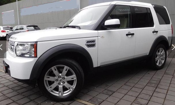 Left hand drive LANDROVER DISCOVERY 4 TDV6 S PANORAMA/ LEDER/AHK/PDC