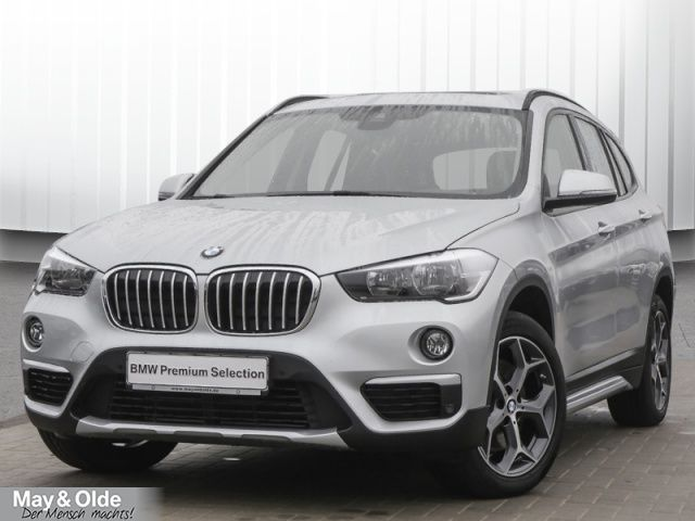 Left hand drive BMW X1 xDrive20i