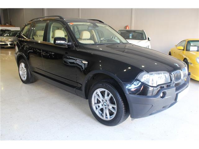 BMW X3 3.0d Auto Spanish registered