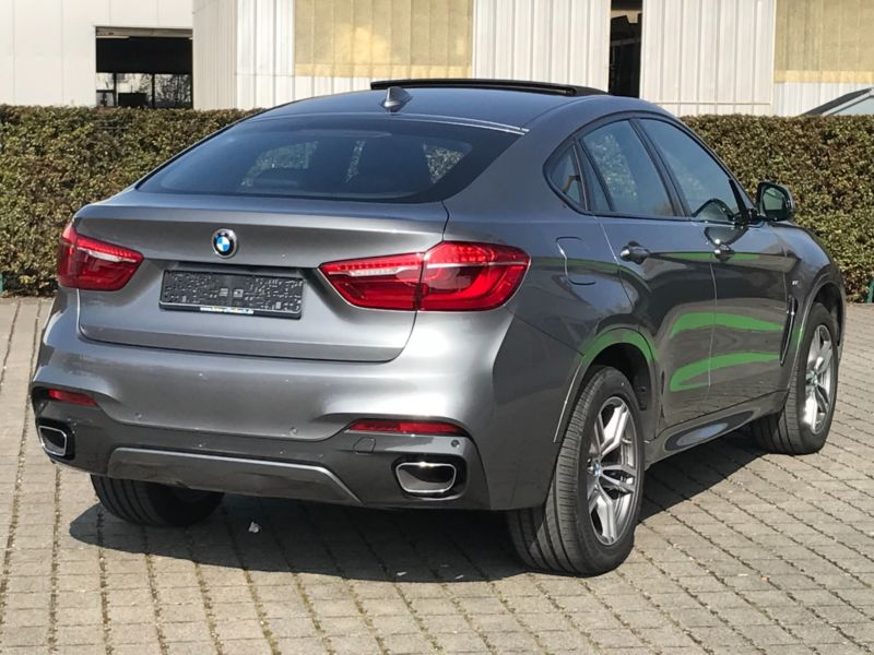 BMW X6 (11/2015) - GREY METALLIC