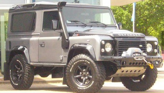 LANDROVER DEFENDER 90 DPF*SE-PREMIUM *ULTIMATE EDITION*
