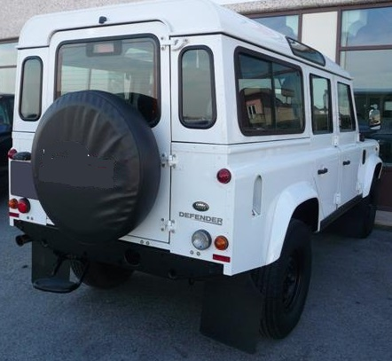 LANDROVER DEFENDER (05/2012) - WHITE