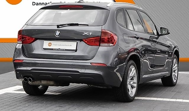 Left hand drive BMW X1 xDrive20i M-Sport Pack