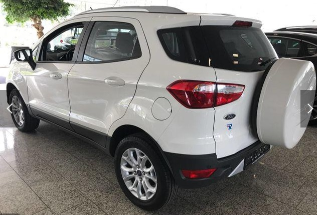Left hand drive FORD ECOSPORT 1.0 EcoBoost Titanium Klimaautomatik PDC