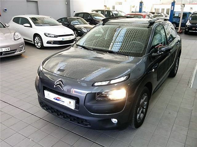 CITROEN C4 CACTUS (04/2015) - GREY METALLIC - lieu: