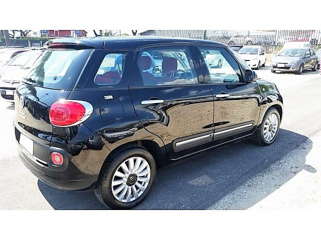 Left hand drive FIAT 500L 1.3 Multijet 95 CV Pop Star