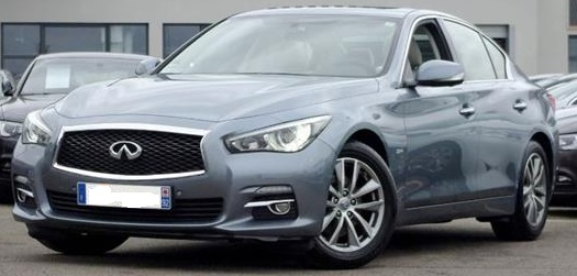 Left hand drive INFINITI Q50 2.2D PREMIUM EXECUTIVE 7AT