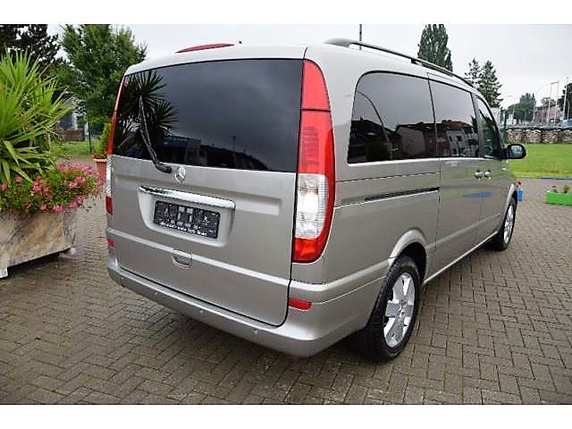 Left hand drive MERCEDES VIANO 3.0 CDI long 7 Seats