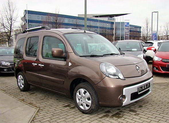 RENAULT KANGOO dCi 75 FAP Authentique
