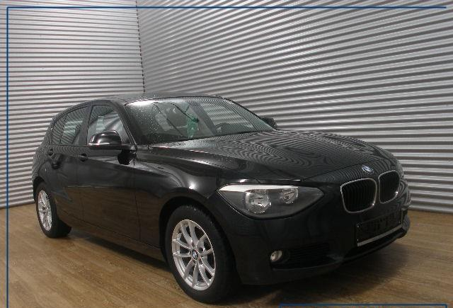 Left hand drive BMW  118D CONFORT GPS