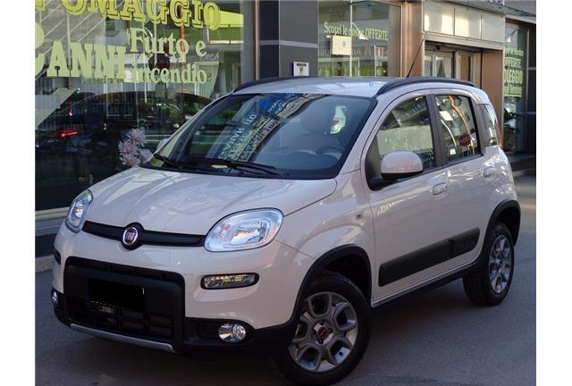 Left hand drive FIAT PANDA 0.9 TWIN TURBO S&S