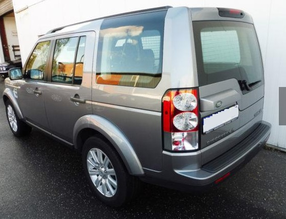 Left hand drive LANDROVER DISCOVERY TD V6 Leder/Navi/Xenon/Schiebedach