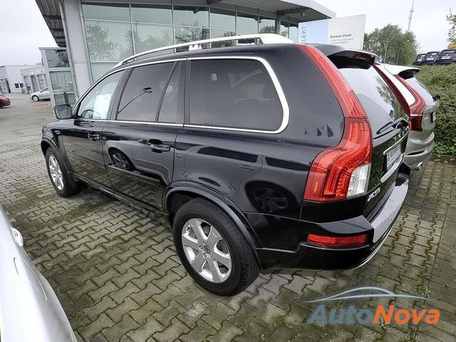 VOLVO XC 90 7 SEATS AUTOMATIC D5 228