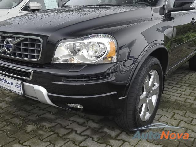 Left hand drive VOLVO XC 90 7 SEATS AUTOMATIC D5 228