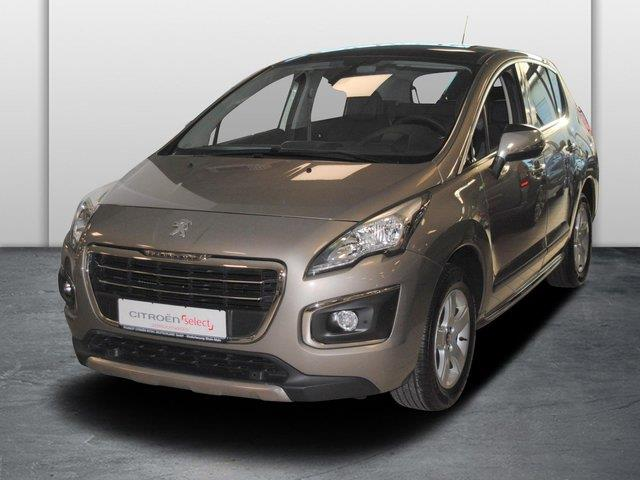 Left hand drive PEUGEOT 3008 BlueHDi 120 Stop & Start Allure