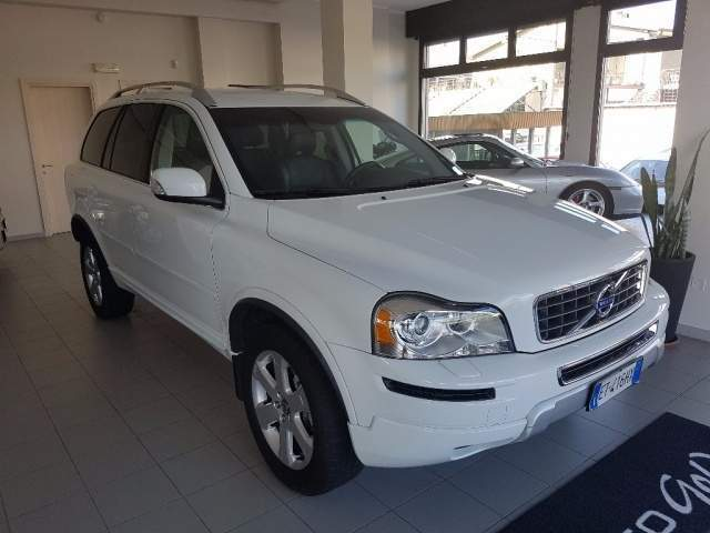 Left hand drive VOLVO XC 90 XC90 D5 AWD Geartronic Summum 7 SEATS