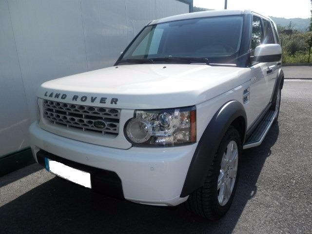 LANDROVER DISCOVERY 4 3.0TDV6 S