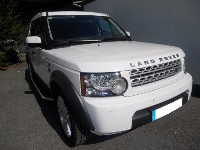 Left hand drive LANDROVER DISCOVERY 4 3.0TDV6 S