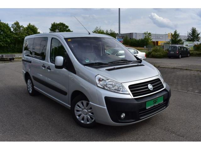 FIAT SCUDO FAMILY 120 MULTIJET 8 SEATER