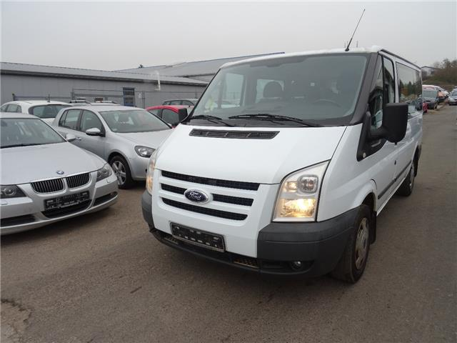 Left hand drive FORD TRANSIT  330 K TDCi 9 SEATER