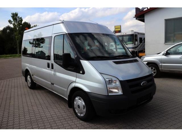 Left hand drive FORD TRANSIT  Kombi FT 300 M 9