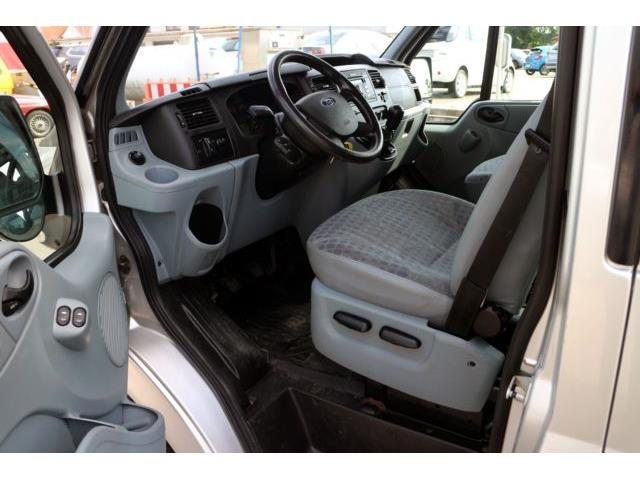FORD TRANSIT (01/2009) - GREY - lieu: