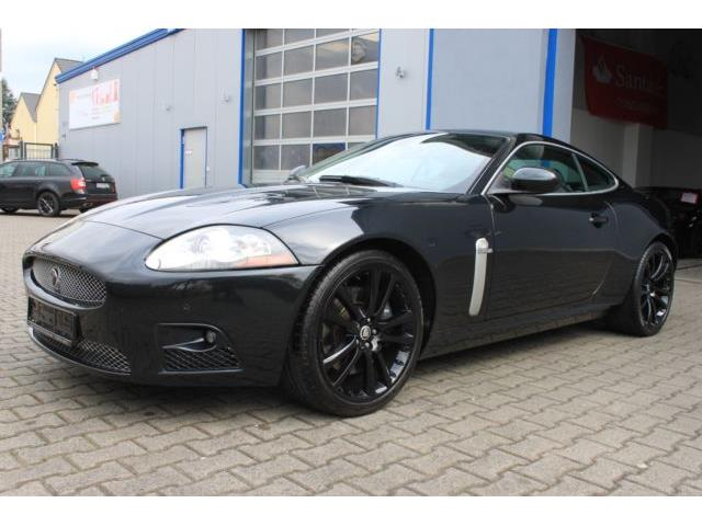Left hand drive JAGUAR XKR 5.0 L V8 SUPERCHARGED