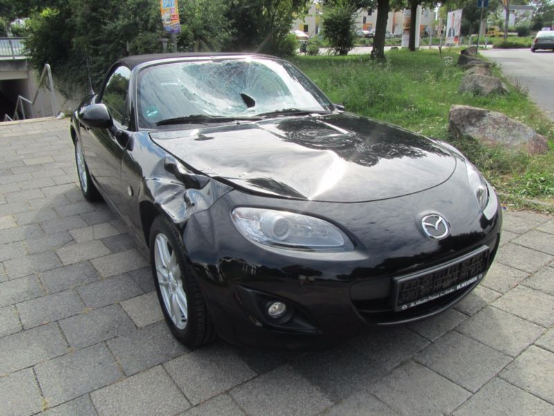 Left hand drive MAZDA MX 5 1.8 Center-Line