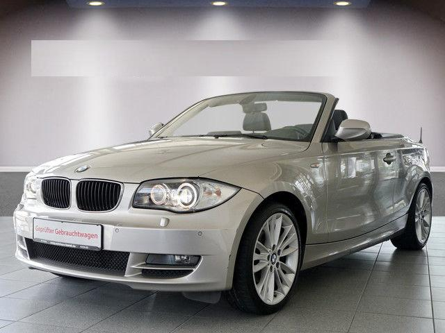 lhd BMW 1 SERIES (12/2009) - GREY - lieu: