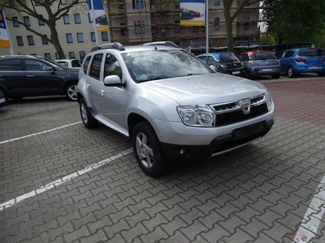 DACIA DUSTER (12/2012) - GREY - lieu: