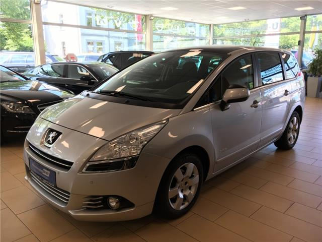 Left hand drive PEUGEOT 5008 HDI E-HDI BUSINESS