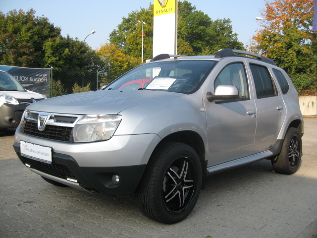 DACIA DUSTER (10/2011) - grey - lieu: