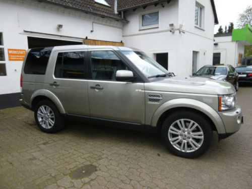LANDROVER DISCOVERY  4 3.0TDV6 4X4